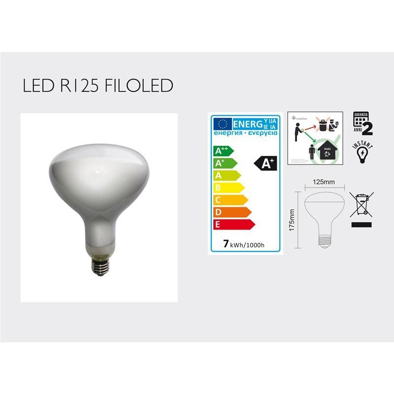 LAMPADINA LED PARETESI