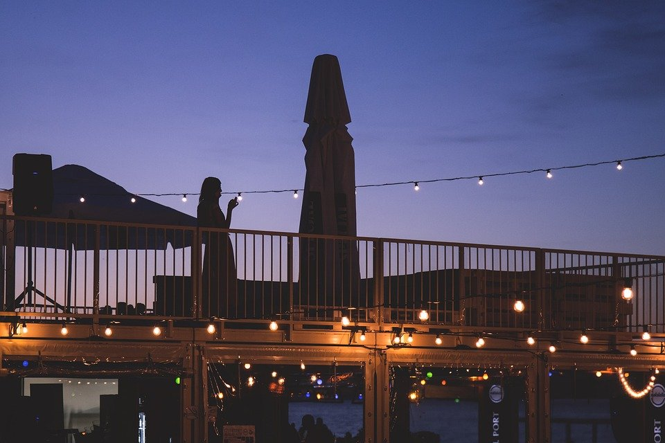 La lampade da esterno di design per il vostro terrazzo fiorluce