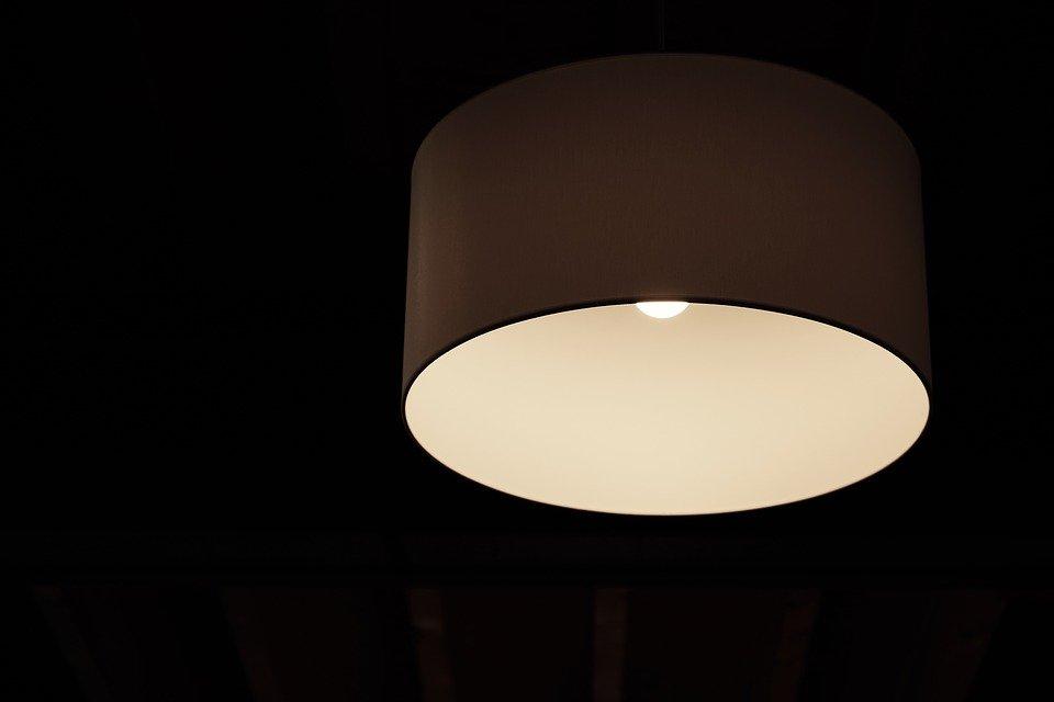lampada senza fili