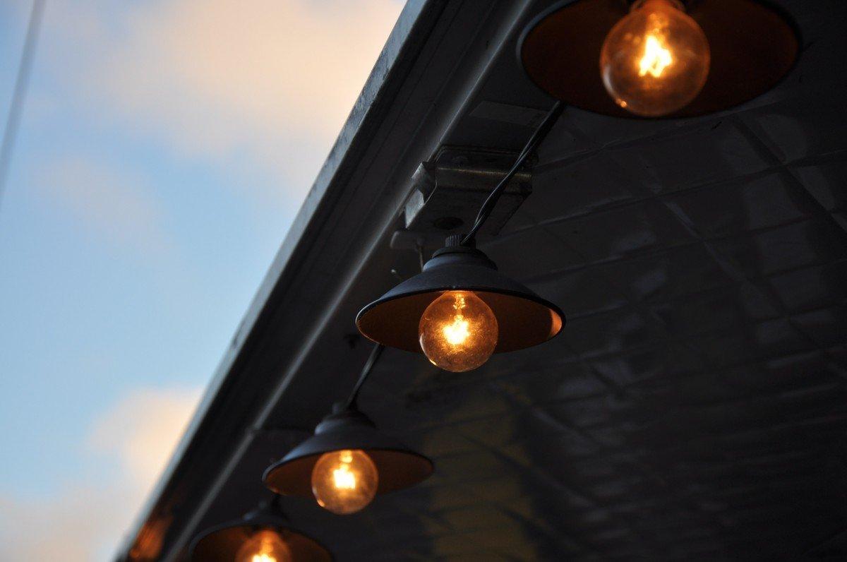 luci da esterno